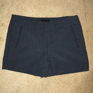 Cynthia Rowley polka dot shorts